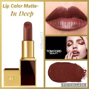 Tom Ford Lip Color Matte- In Deep